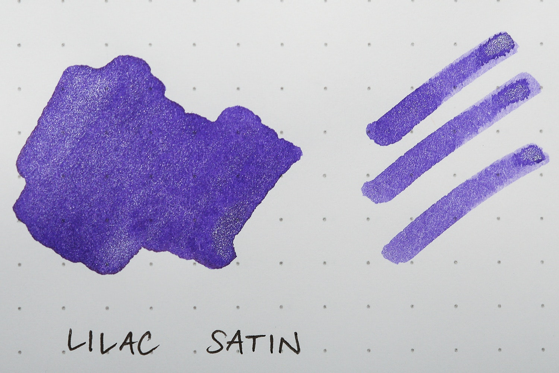 Lilac Satin