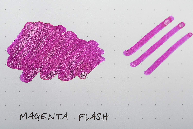 Magenta Flash