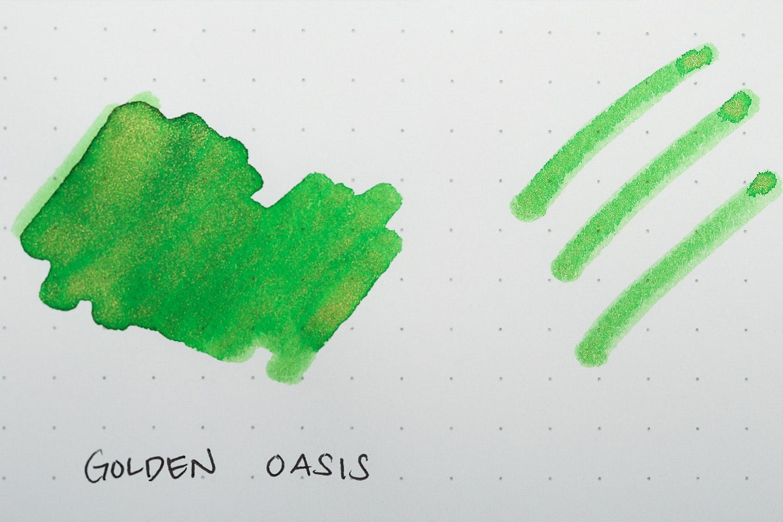 Golden Oasis