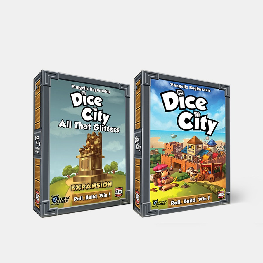 Dice City Bundle