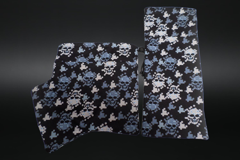 Digital Skull / Camo Soft Carrying Case