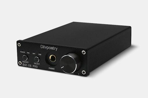 Dilvpoetry DAC-X6 Pro DAC/Amp