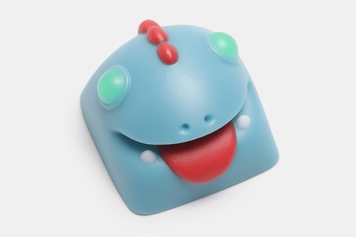 Gen.s Cute Dinosaur Artisan Keycap