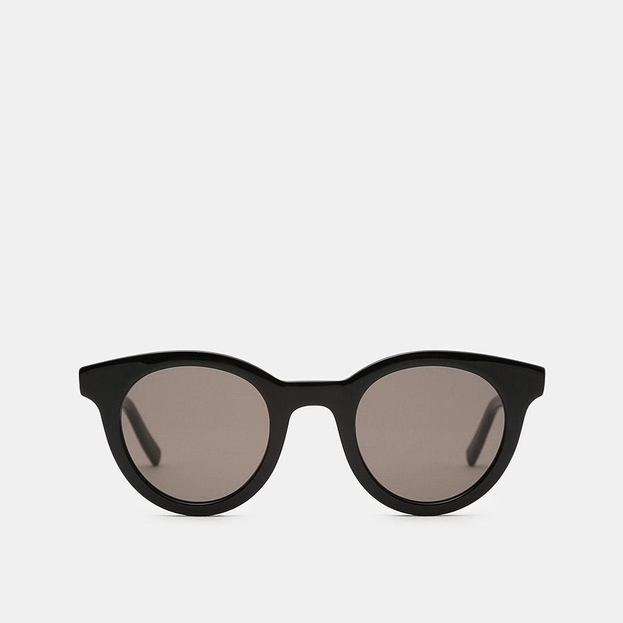 Dior Homme Black Tie 218S Round Sunglasses