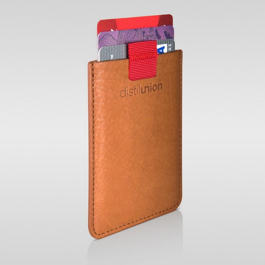Distil Union Wally Sleeve or Micro Slim Wallet