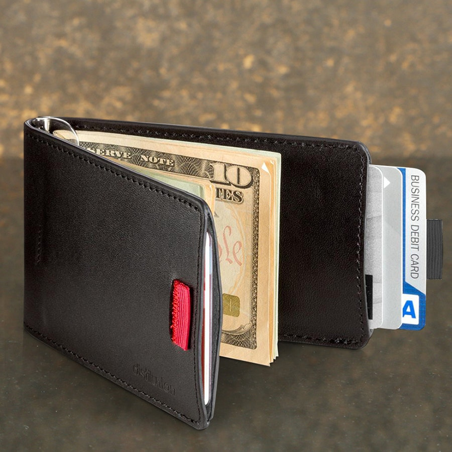 Distil Union Wally Bifold & Euro Wallets