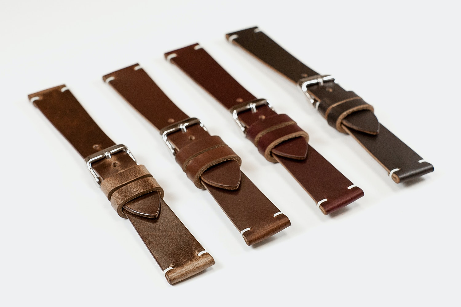 District Leather Horween Watch Straps