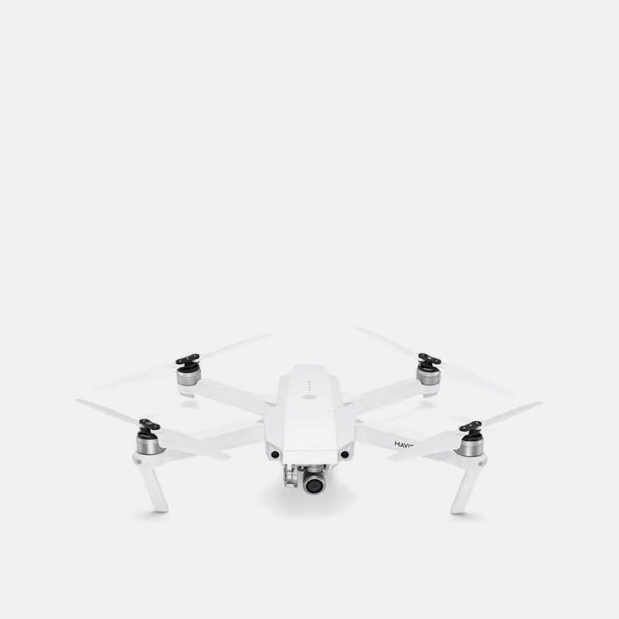 DJI Mavic Pro Alpine White Fly More Combo