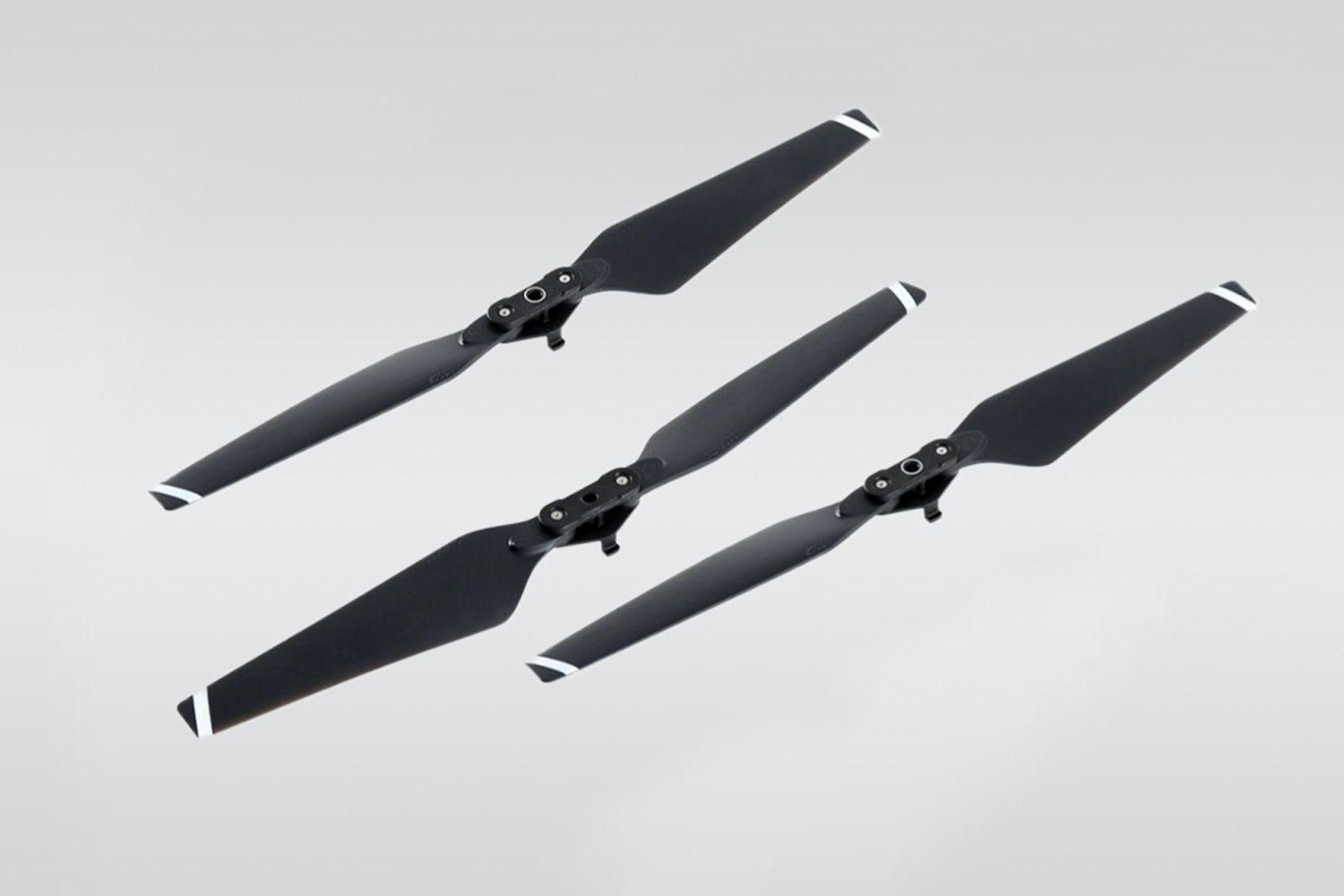 (3) 8330 quick-release folding propellers for Mavic drone