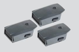 (3) Intelligent flight batteries