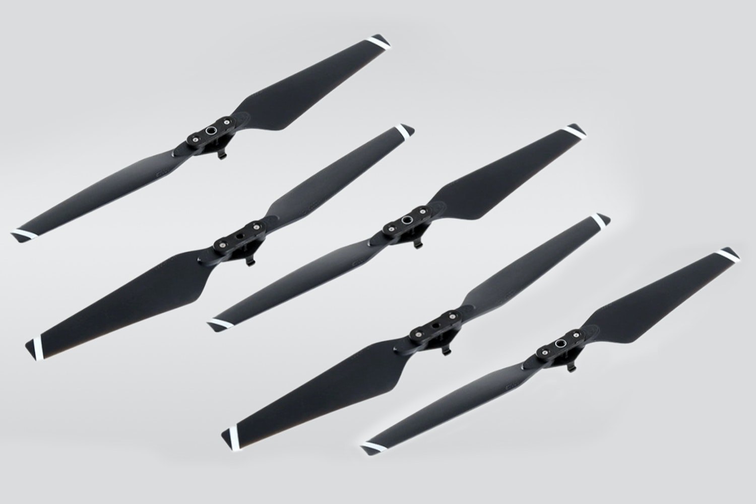 (5) 8330 quick-release folding propellers