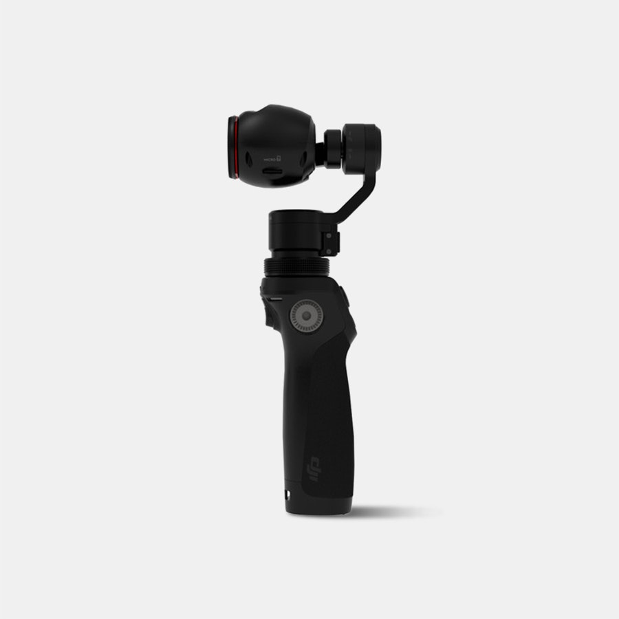 DJI Osmo Handheld 4K Camera and 3 Axis Gimbal