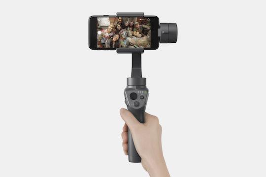 DJI Osmo Mobile 2 Smartphone Gimbal Bundle
