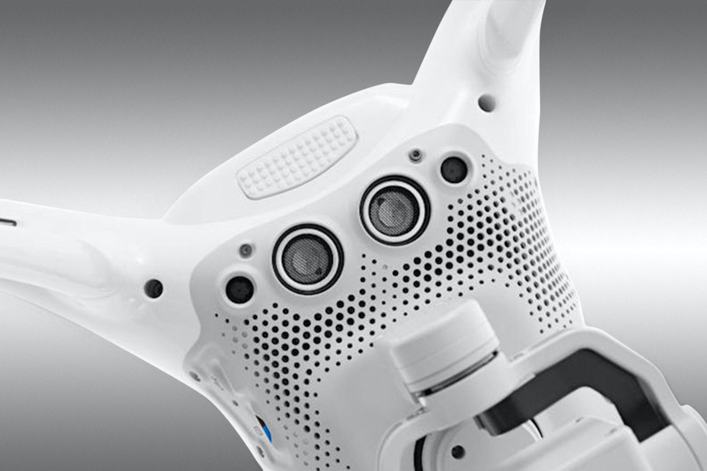 DJI Phantom 4 w/two Intelligent Flight Batteries
