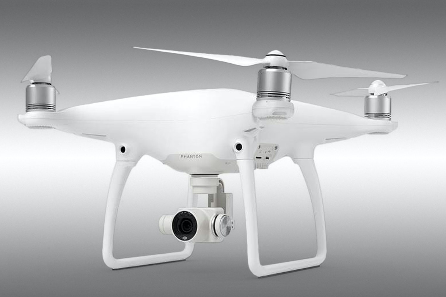 DJI Phantom 4 w/two Intelligent Flight Batteries