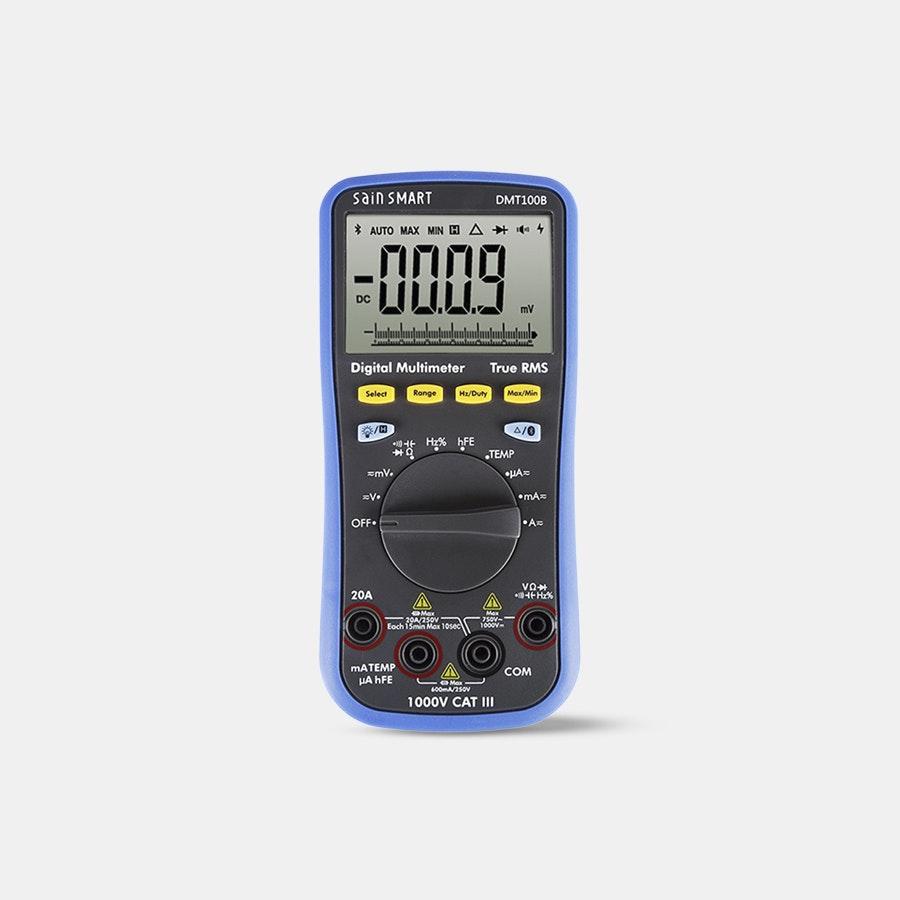 DMT100B T-RMS Multimeter BT Android Datalogger