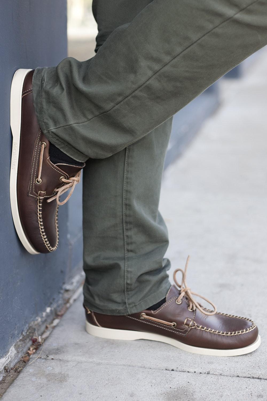 Sebago Horween Dockside Boat Shoes
