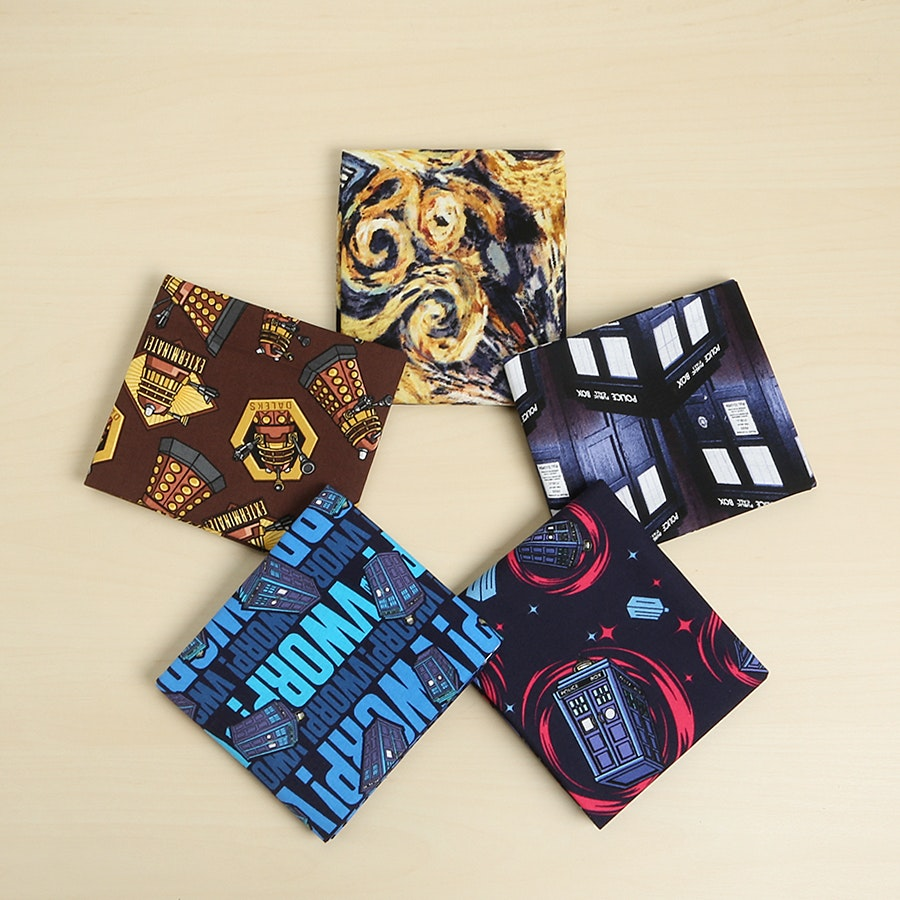 Doctor Who Half Yard Bundle