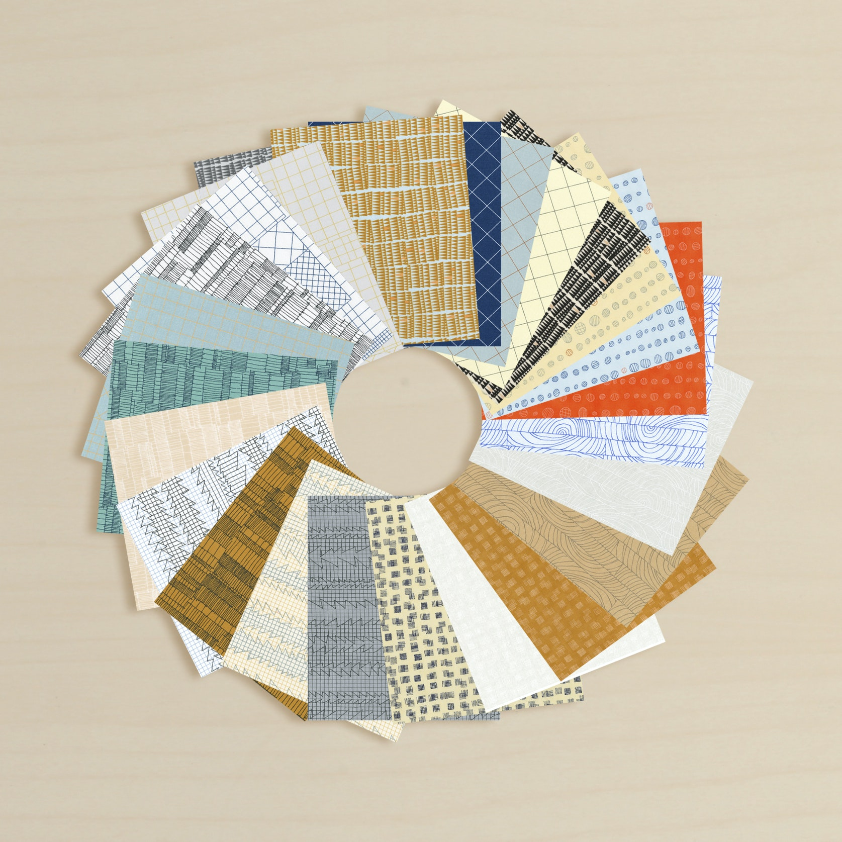 Doe by Carolyn Friedlander Fat Quarter Bundle
