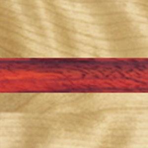Premium –Flame Birch/Padauk