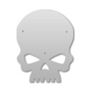 Aluminum: Skull