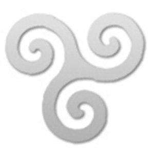 Aluminum: Swirl