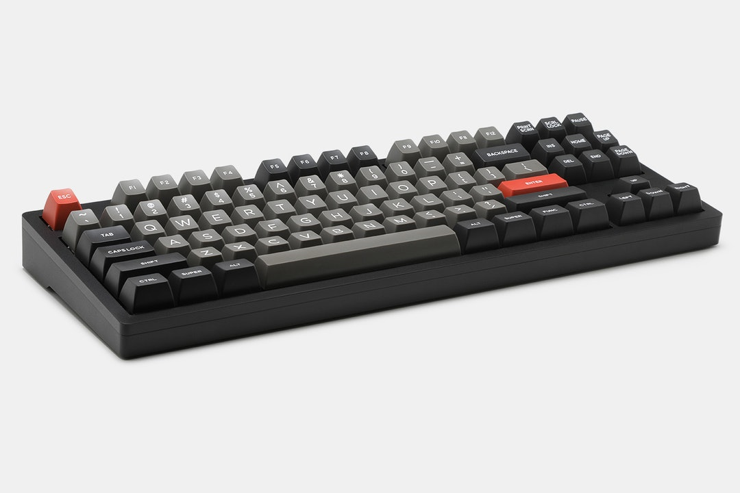 DOMIKEY ABS Doubleshot SA Dolch Keycap Set