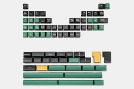 DOMIKEY ABS Doubleshot SA Seals Keycap Set