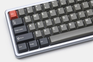 DOMIKEY Classic Dolch Cherry ABS Keycap Set