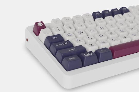 DOMIKEY SA Mobius Doubleshot ABS Keycap Set