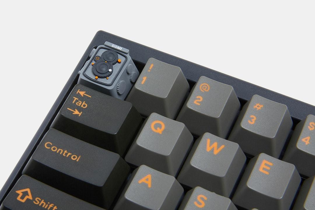 DOMIKEY x Hammer HHKB Geeks Keycap Set