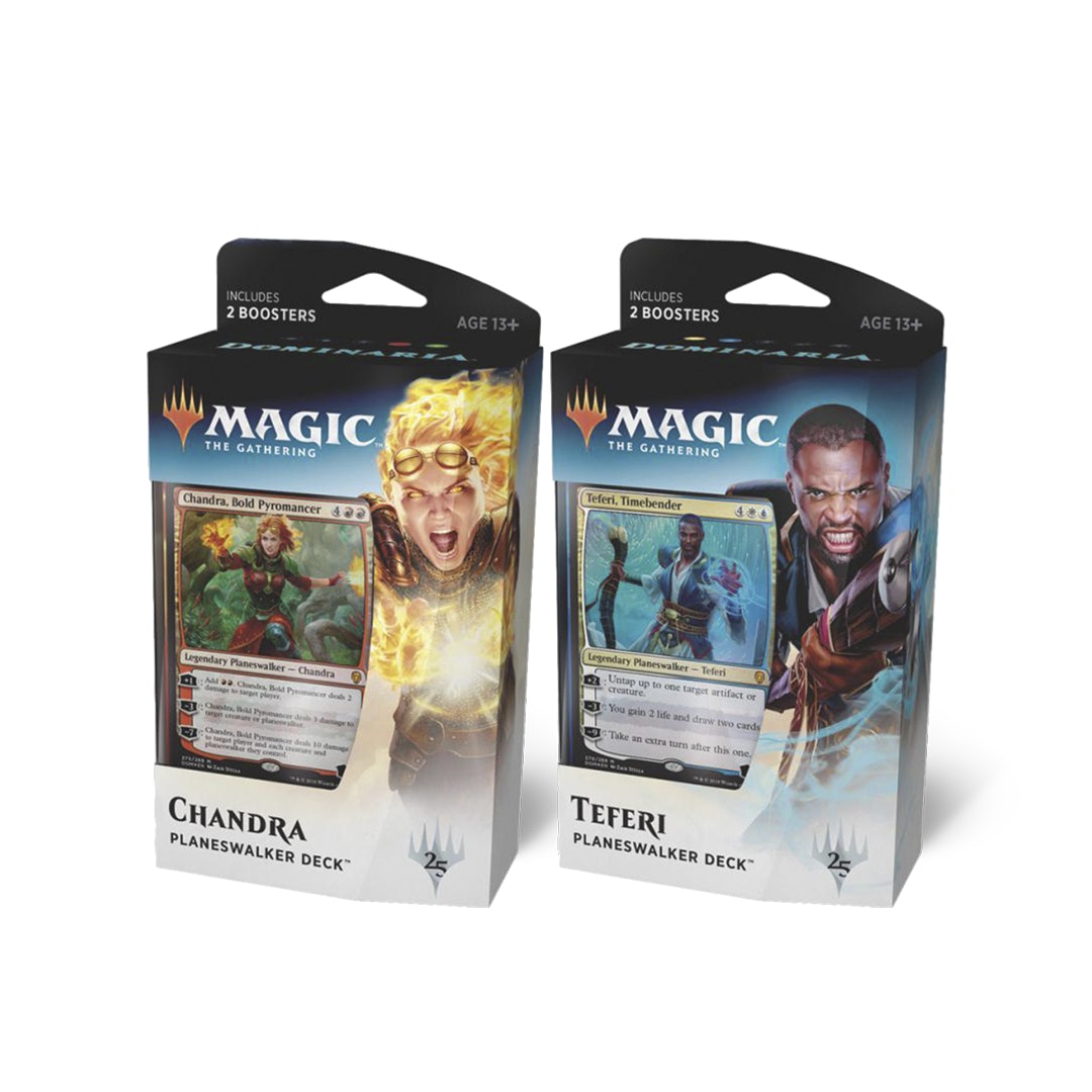 Dominaria Planeswalker Decks (2-Pack)