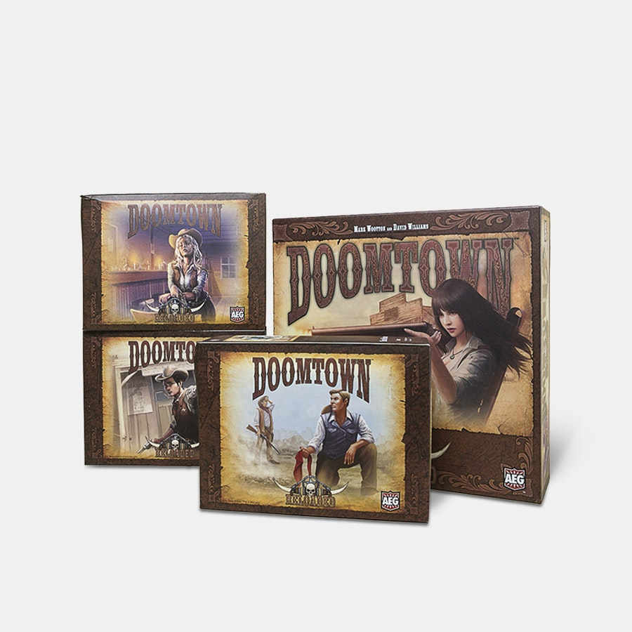 Doomtown Reloaded Bundle