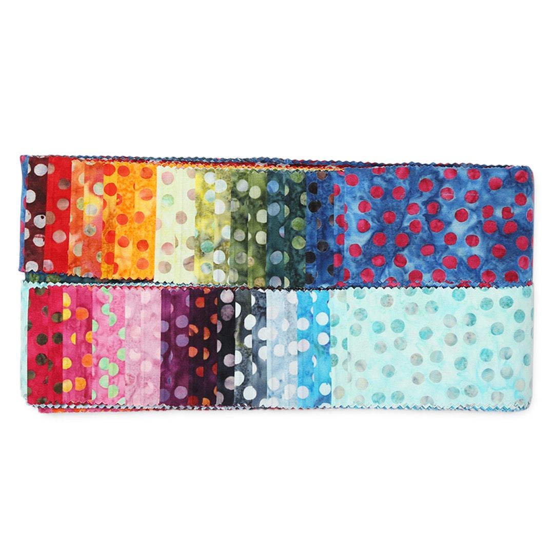 Dots Great Batik Precuts