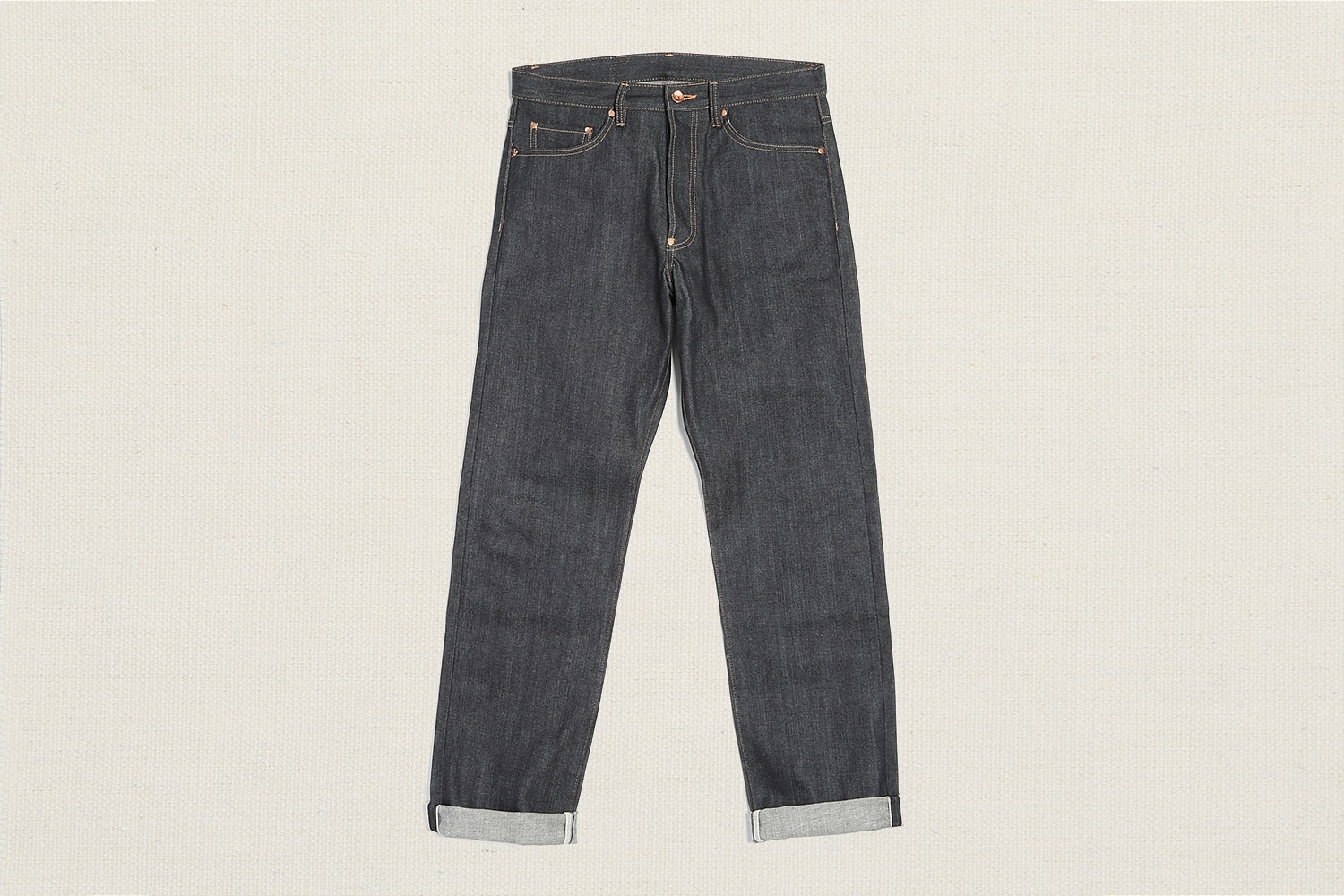 Doublewood Raw Selvage Denim Jeans