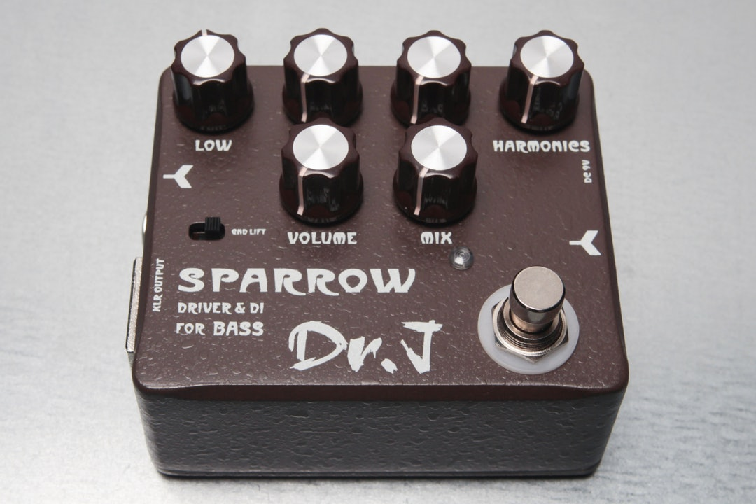 Dr. J Effect and Tone Pedals
