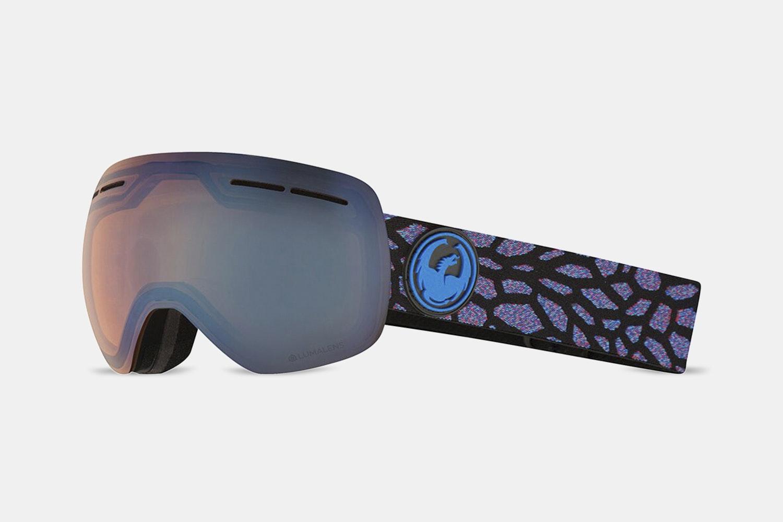 X1 - Kntrider Dark Smoke / L. Flash Blue +L. Rose