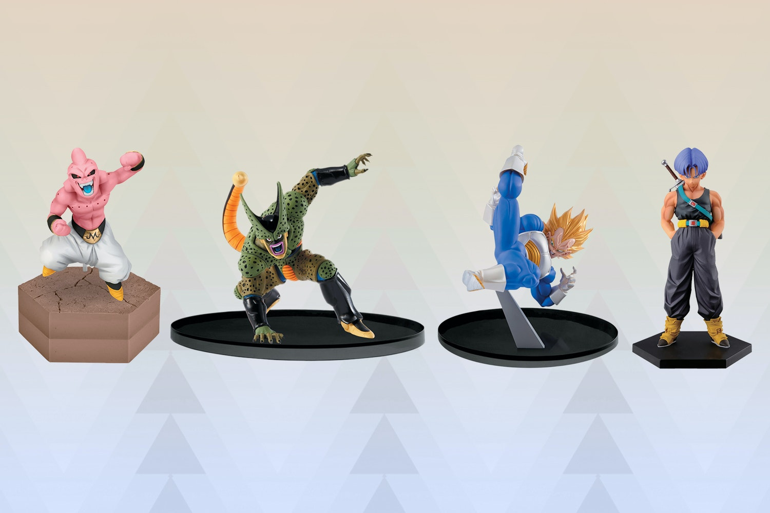 SCultures 5: Dragon Ball Z Figures (2-Piece)