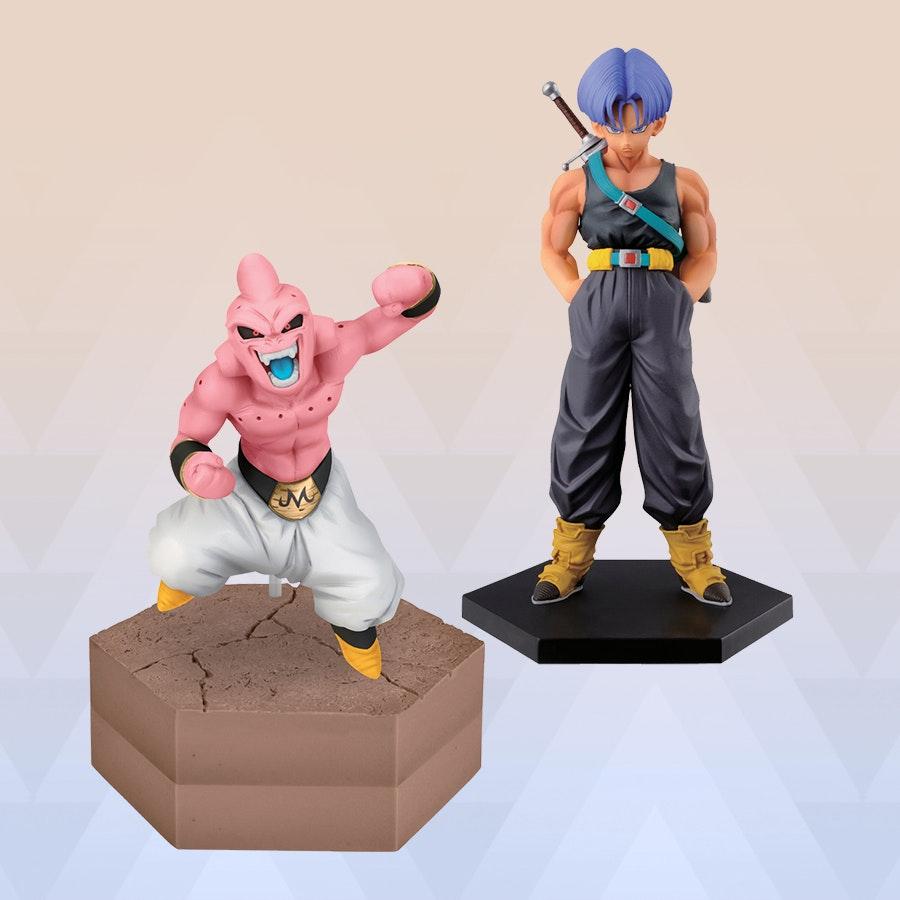 SCultures 5: Dragon Ball Z Figures (2-Piece)