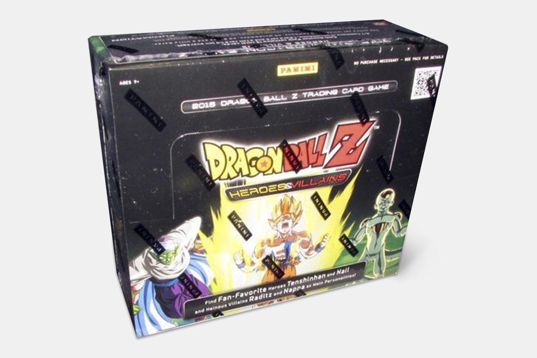 Dragon Ball Z TCG Booster Box & Starter Deck Bundle