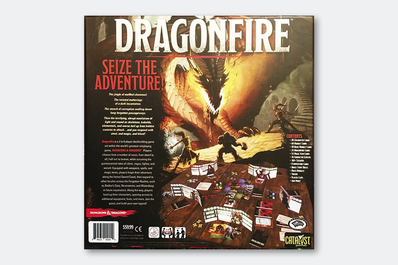 Dragonfire Deck-Building Board Game Bundle