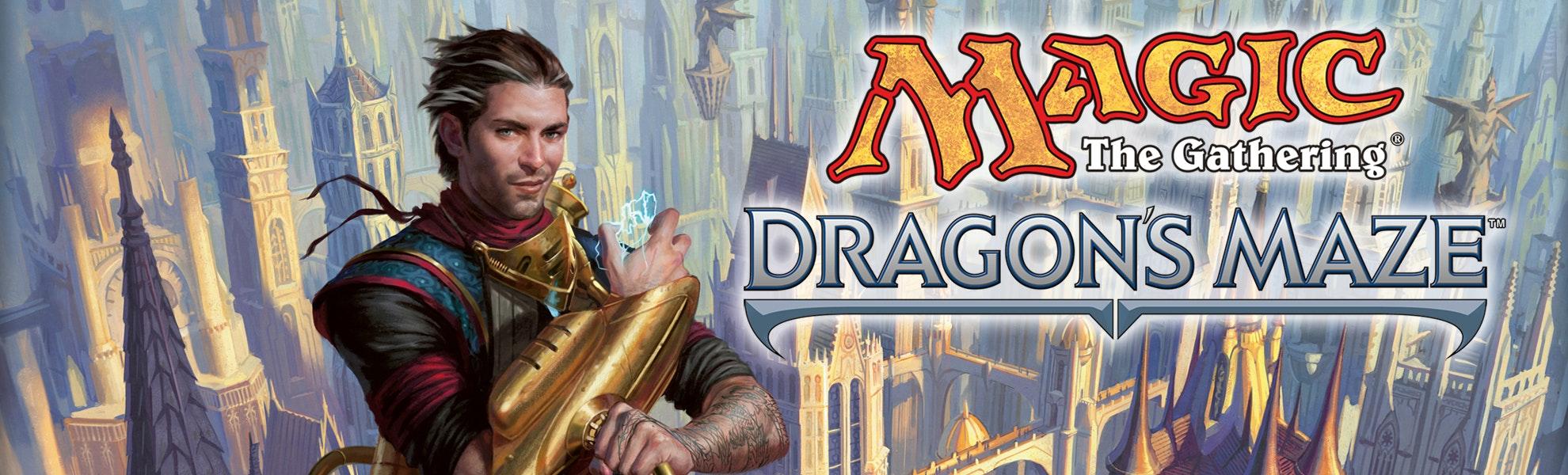 Dragon's Maze Booster Box