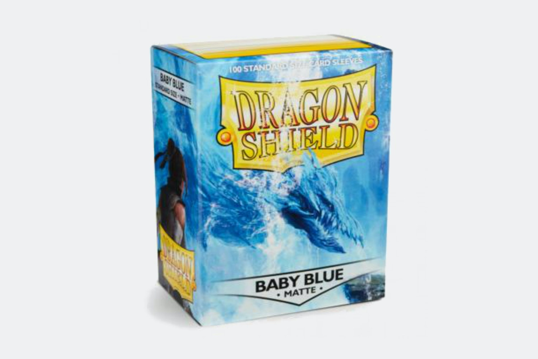 Matte Baby Blue (New)