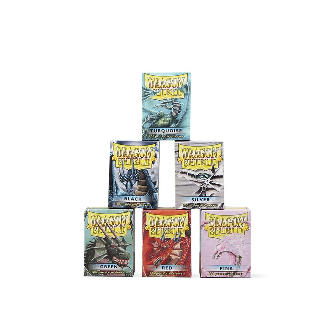 Dragon Shield Gloss & Matte Sleeves (6-Pack)