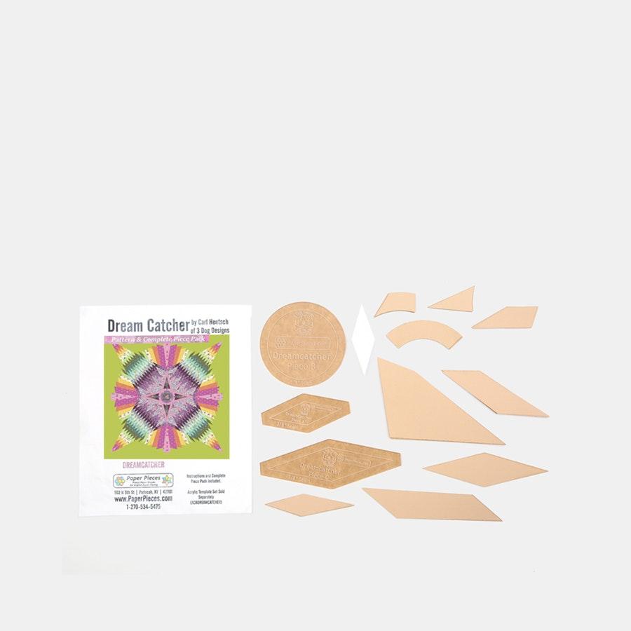 Dream Catcher Paper-Piecing Bundle