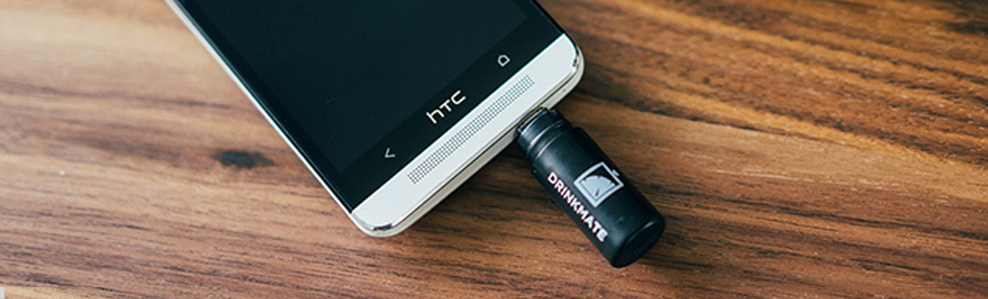 DrinkMate Smartphone Breathalyzer for Android/IOS