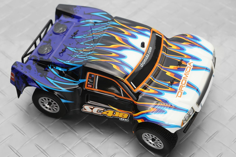 Dromida SC4.18 RTR Brushless Stadium Truck 1/18