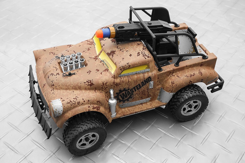 Dromida Wasteland Series 4.18 2.4ghz RTR