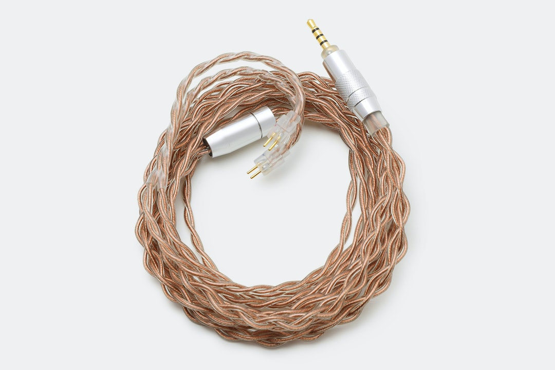 Drop 2-Pin IEM Cables