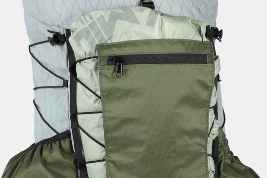 Drop 40L Backpack Designed by Dan Durston